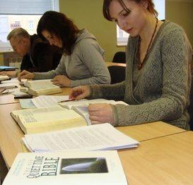 Бесплатные уроки английского языка для студентов среднего уровня