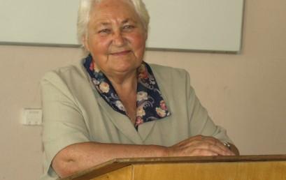 Marina Sergeevna Karetnikova went to be with the Lord on January 24, 2016