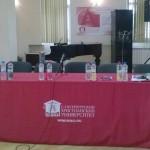 Ежегодная международная научно-практическая конференция: «Женщина: христианские перспективы»  Конференция посвящена памяти Марины Сергеевны Каретниковой.