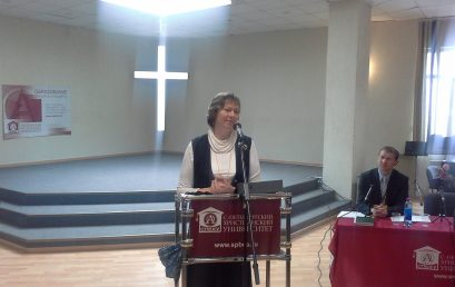 Annual International Scientific-Practical Conference  «Woman: the Christian perspectives »
