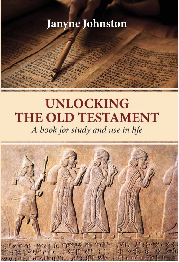 Unlocking the Old Testament now available in Russian!